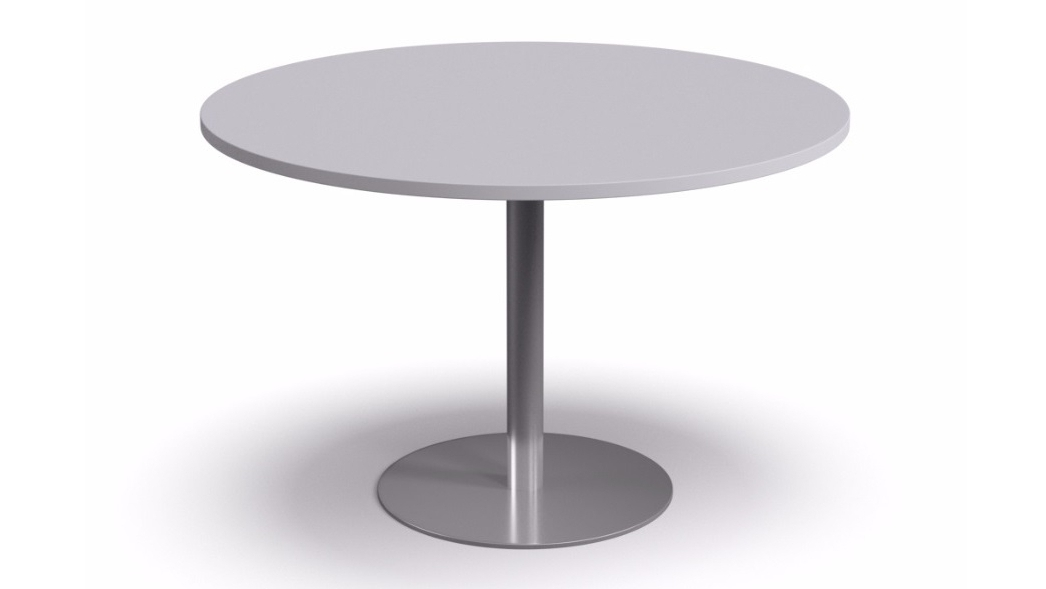 Onderstel Ronde Tafel : Ronde tafel met centraal onderstel art