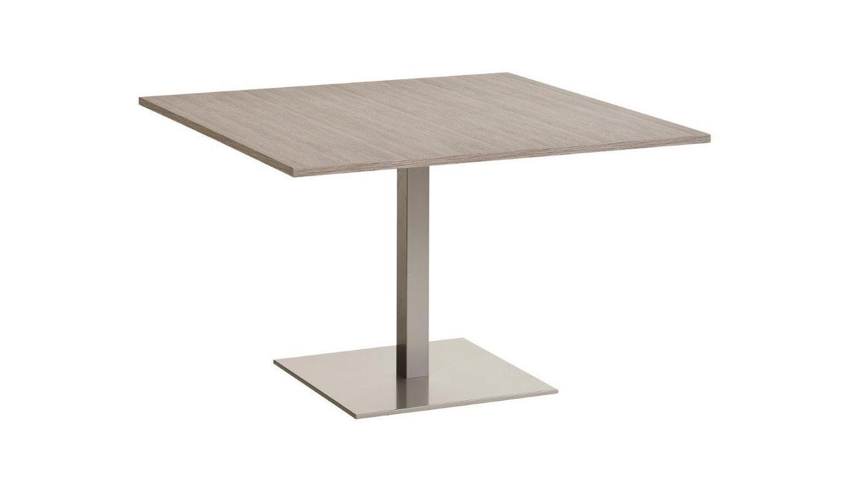 Vierkante tafel laminaatblad tot 130 x 130cm art for Vierkante tafel