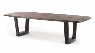 art 07.BE001 | ovale tafel hout