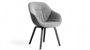 eetkamerstoelen in stof of leder | art 60.123